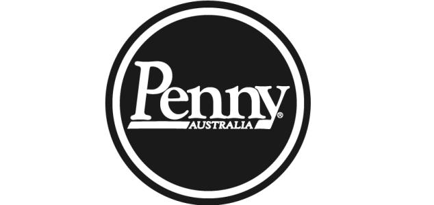 Penny Board welkomstpagina